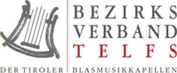 Logo des Blasmusikverband Telfs