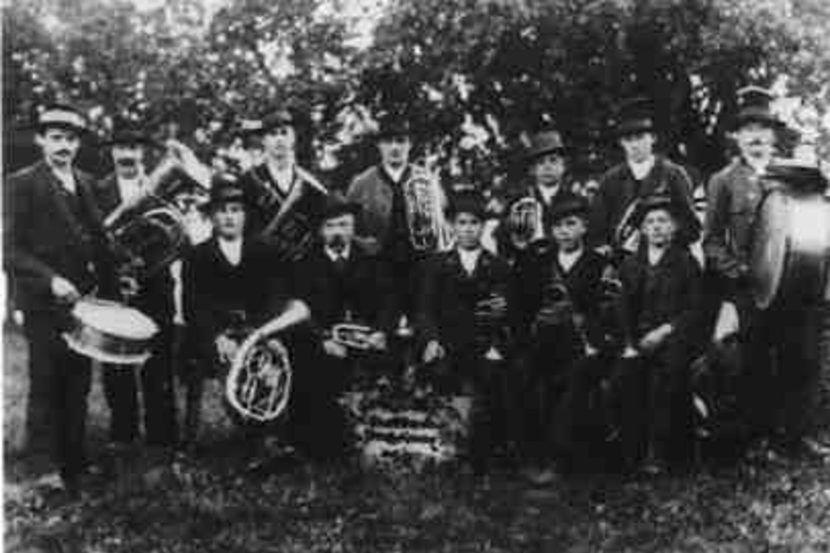 Musikkapelle Wildermieming 1921