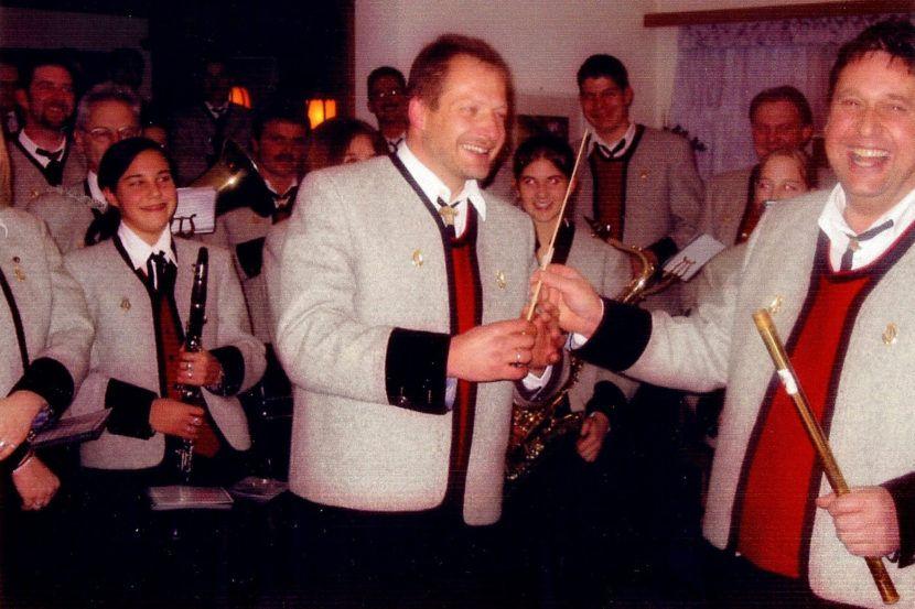 Musikkapelle Wildermieming 2003