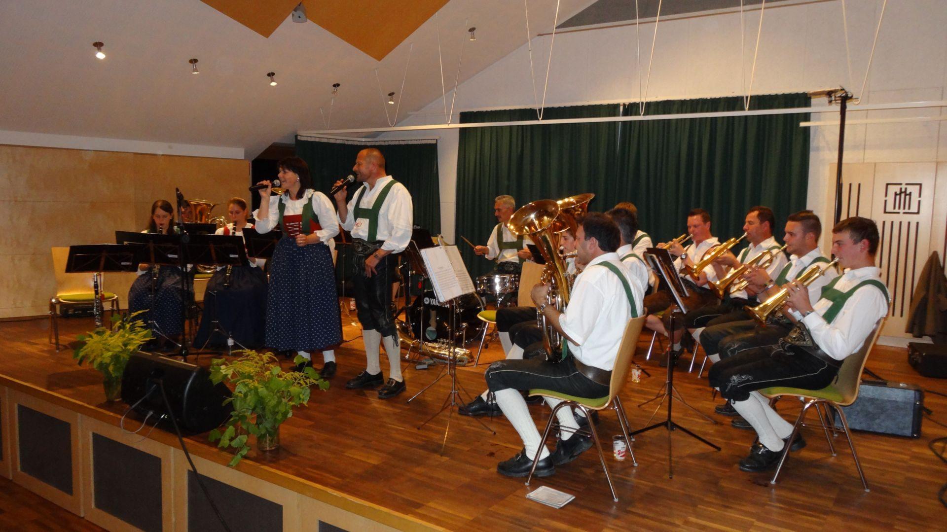 Wildermieminger Dorfmusikanten