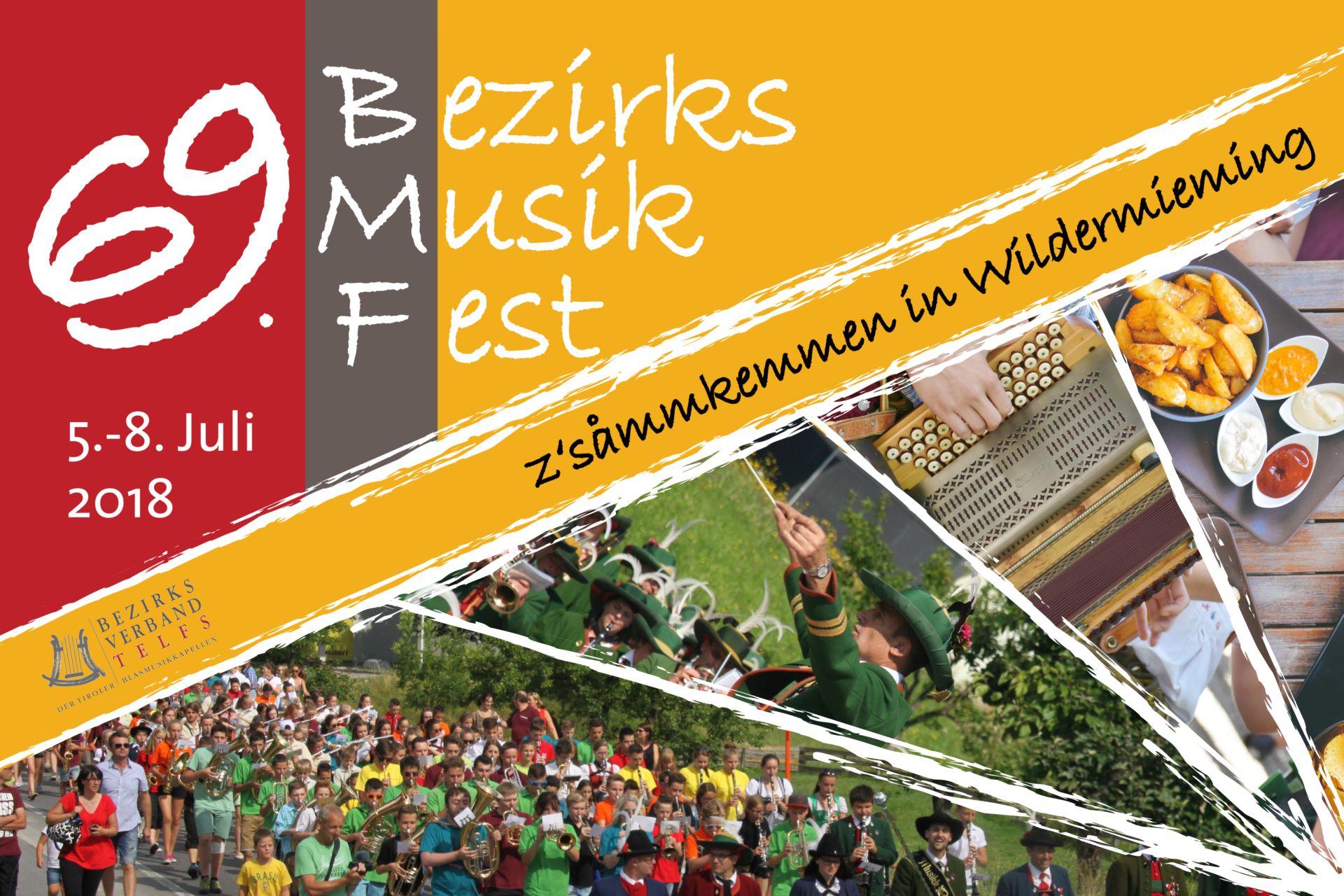 Bezirksmusikfest 2018